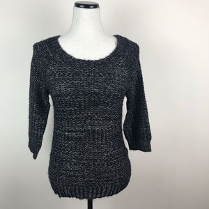 Forever 21 scoop neck sweater